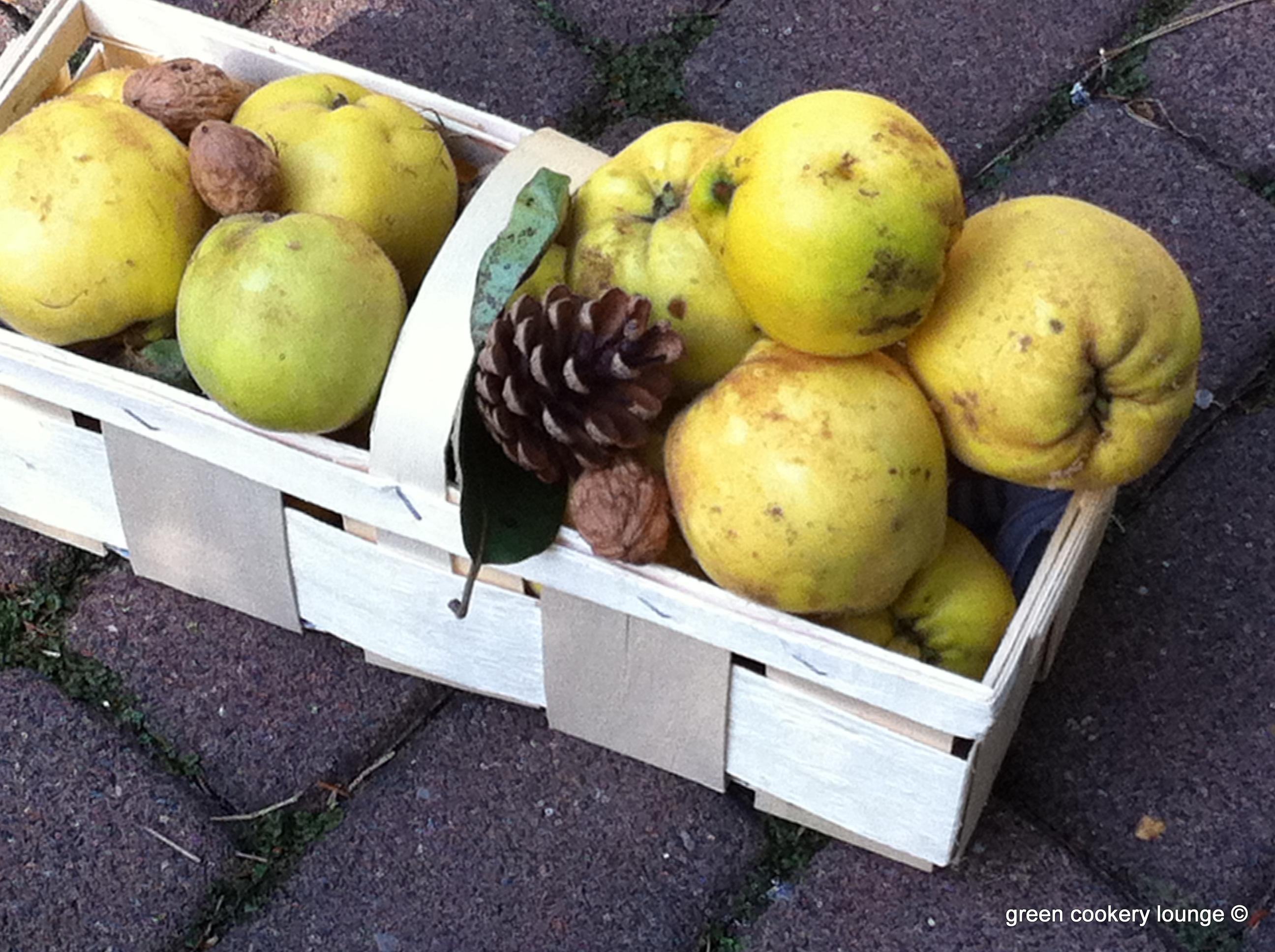 Apfel-Quitten